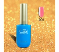 Sea Coral  One Step Gelpolish nr 001