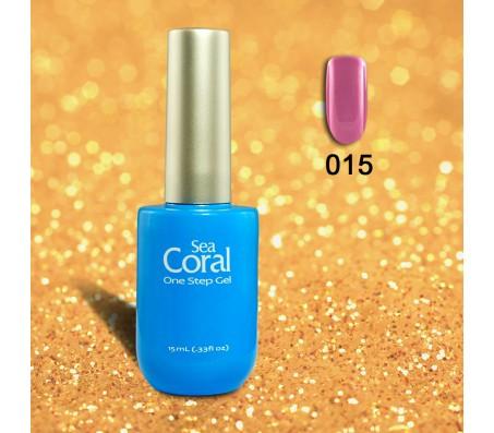 Sea Coral  One Step Gelpolish nr 015
