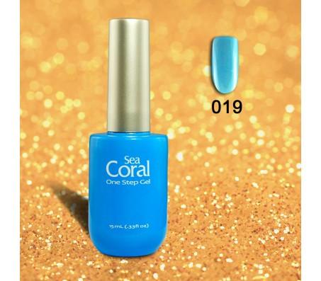 Sea Coral  One Step Gelpolish nr 019