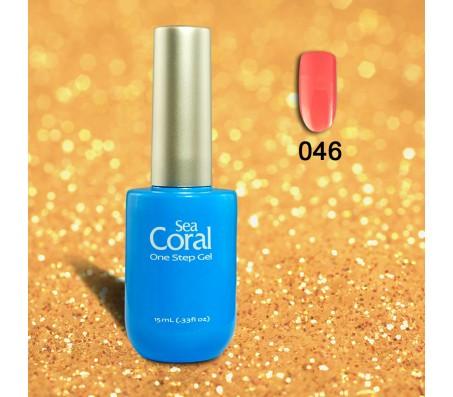 Sea Coral  One Step Gelpolish nr 046