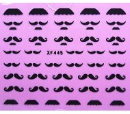 Sticker Moustache XF445