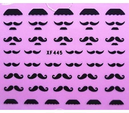 Sticker Moustache XF445